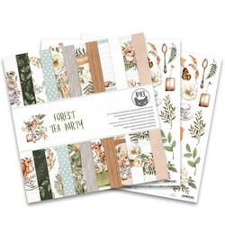 Piatek paperikko Forest Tea Party 12x12