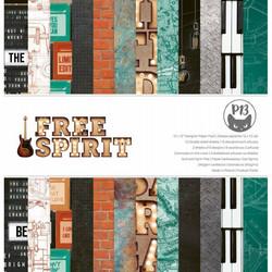 Piatek paperikko Free Spirit 12x12