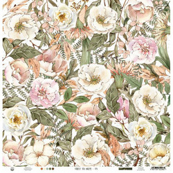 P13 skräppipaperi Forest Tea Party 03 12x12