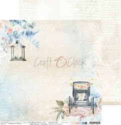 Craft O´Clock Wedding Dream paperisetti 30,5x30,5cm 6kpl