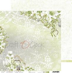 Craft O´Clock Our Story paperisetti 30,5x30,5cm 6kpl