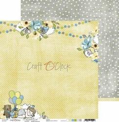 Craft O´Clock Sweet Prince paperisetti 30,5x30,5cm 6kpl