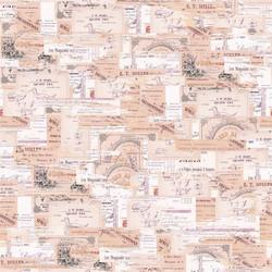 HG paperikko Ephemera Labels 6x6