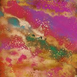 HG paperikko Blush Watercolour 6x6