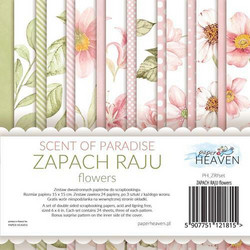 Paper Heaven paperikko Scent of Paradise Flowers 6x6