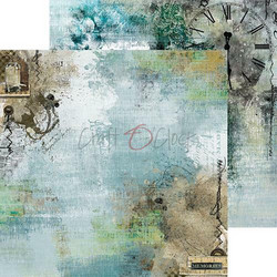 Craft O´Clock Hazy Street paperisetti 8x8