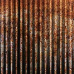 HG paperikko Rusty Metal 6x6