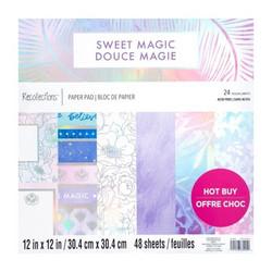 Craft Smart paperikko Sweet Magic  12x12