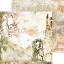Craft O´Clock paperikko Bittersweet Heights 15,25x15,25cm