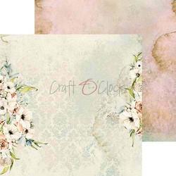 Craft O´Clock paperikko Blooming Retreat 15,25x15,25cm