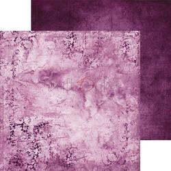 Craft O´Clock paperikko Purple-Fuchsia Mood 15,25x15,25cm