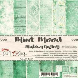 Craft O´Clock paperikko Mint Mood 15,25x15,25cm