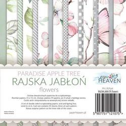Paper Heaven paperikko Paradise Apple Tree Flowers 6x6