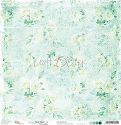 Craft o´clock paperi Mint Mood #5 30,5x30,5cm