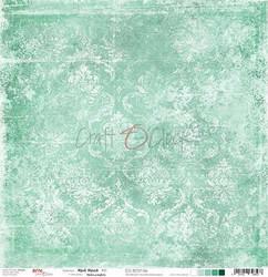 Craft o´clock paperi Mint Mood #6 30,5x30,5cm