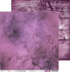 Craft o´clock paperi Purple-Fuchsia Mood #3 30,5x30,5cm
