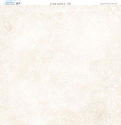 Paper Heaven paperi Love Notes #5 30,5x30,5cm