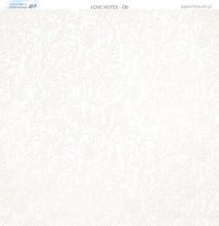 Paper Heaven paperi Love Notes #6 30,5x30,5cm