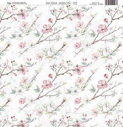 Paper Heaven paperi Paradise Apple Tree #2 30,5x30,5cm