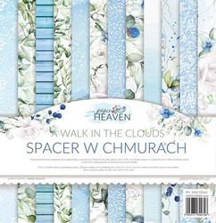 Paper Heaven A Walk in the Clouds paperisetti 12x12