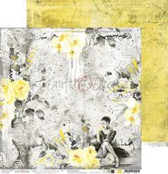 Craft O´Clock Force of Gentleness paperisetti 30,5x30,5cm 6kpl