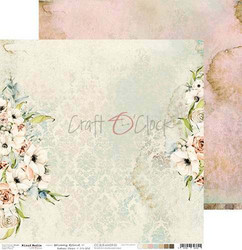 Craft O´Clock Blooming Retreat paperisetti 30,5x30,5cm 6kpl