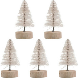Idea-ology Tim Holtz Woodland MINI Tree Lot 5pcs TH93758
