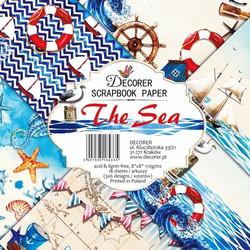 Decorer paperikko The Sea 8x8