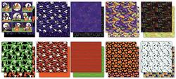 Craft Consortium paperilehtiö Happy Haunting 6x6