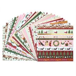 Craft Smart paperikko Happy Pawlidays 12x12