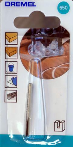 Dremel 650 3,2mm Jyrsinterä