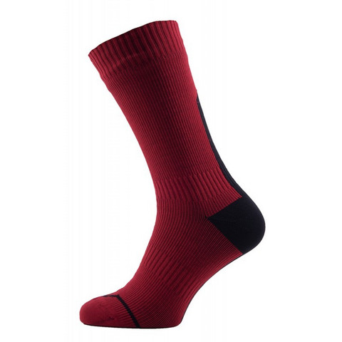 SealSkinz Road Thin Mid Socks with Hydrostop