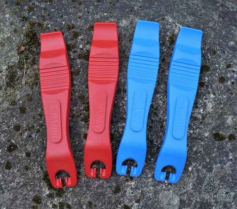 Tire levers, pair