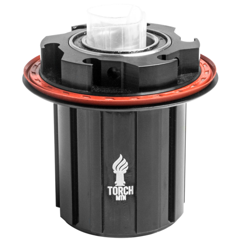 Torch Freehub Body with bearings and spacer