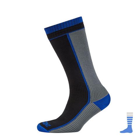 SealSkinz keskipaksu ja keskipitkä sukka