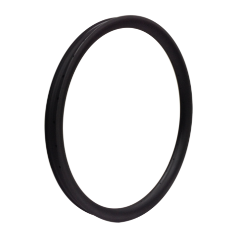 27,5 650B 35mm tubeless hiilikuitukehä hookless