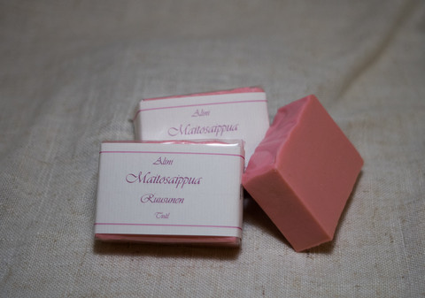 Milksoap Rose