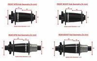 Erase MTB Etunapa 110x15