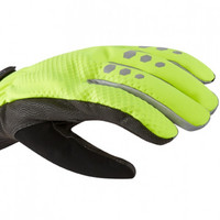 SealSkinz All Weather Hi Viz glove