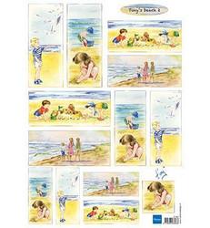 Marianne Designin Tiny's beach 2 -korttikuvat