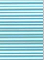 Kuviokartonki siniset raidat