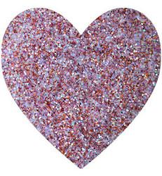 Wow! Sparkles Glitter-jauhe, sävy Peachy Keen