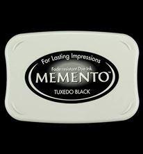 Mementon Tuxedo Black -mustetyyny
