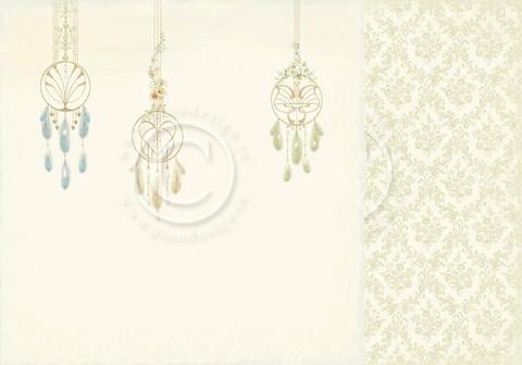 Pion Design The Songbird's Secret skräppipaperi Dreamcatchers