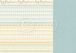 Pion Design The Songbird's Secret skräppipaperi Borders