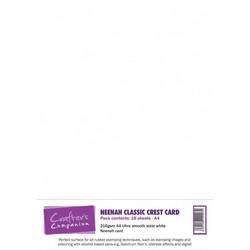 Neenah Classic Crest Card -kartonki
