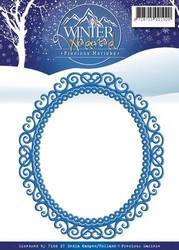 Precious Marieke Winter Wonderland stanssi Wondrous Frame