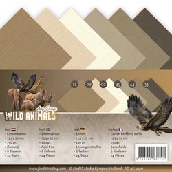 Amy Design Wild Animals kartonkipakkaus