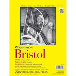 Strathmore Bristol -paperipakkaus