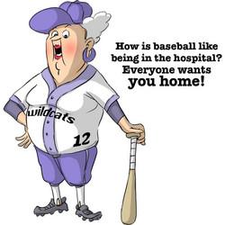 Art Impressions Baseball -leimasinsetti